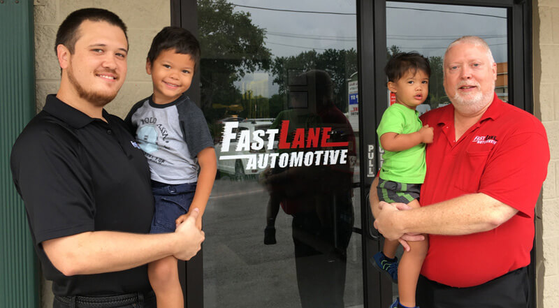 Fast Lane Automotive About Us