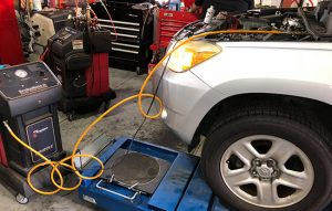 Auto Air Conditioning Recharge & Repair