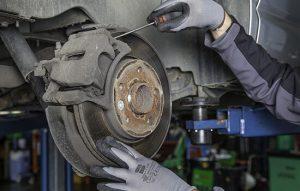 brakes and brake pads