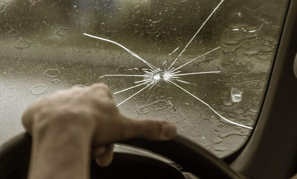 Windshield Damage Comes in 4 Types