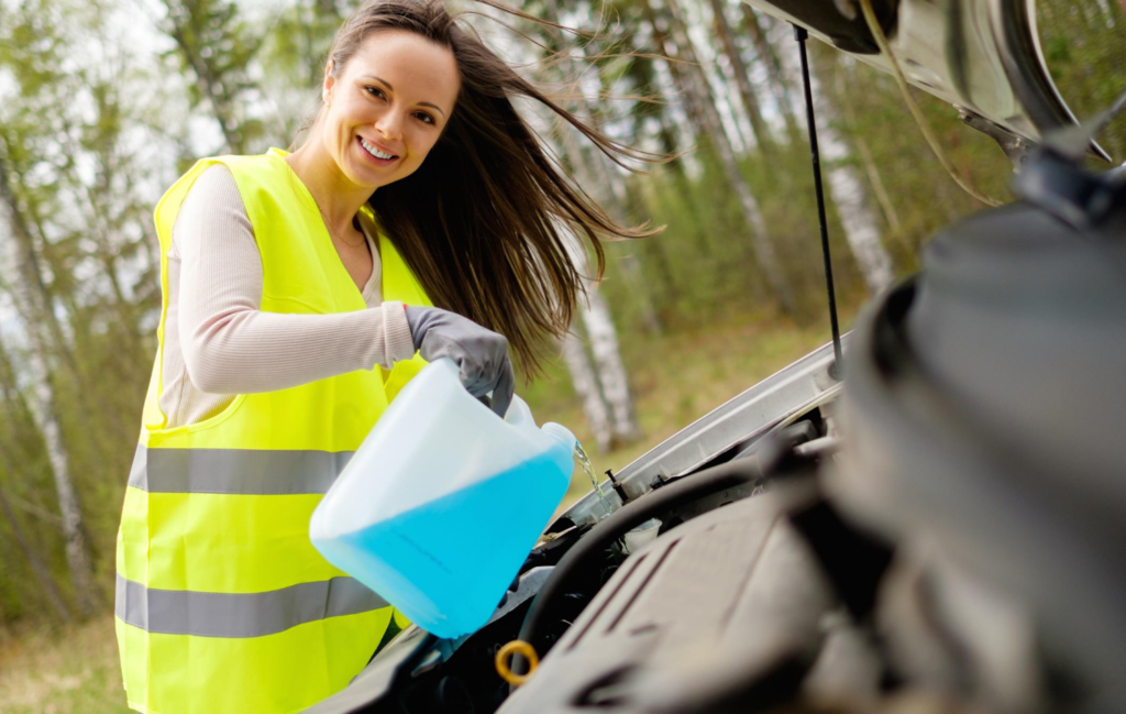 Automotive Fluids Are Crucial to Your Car
