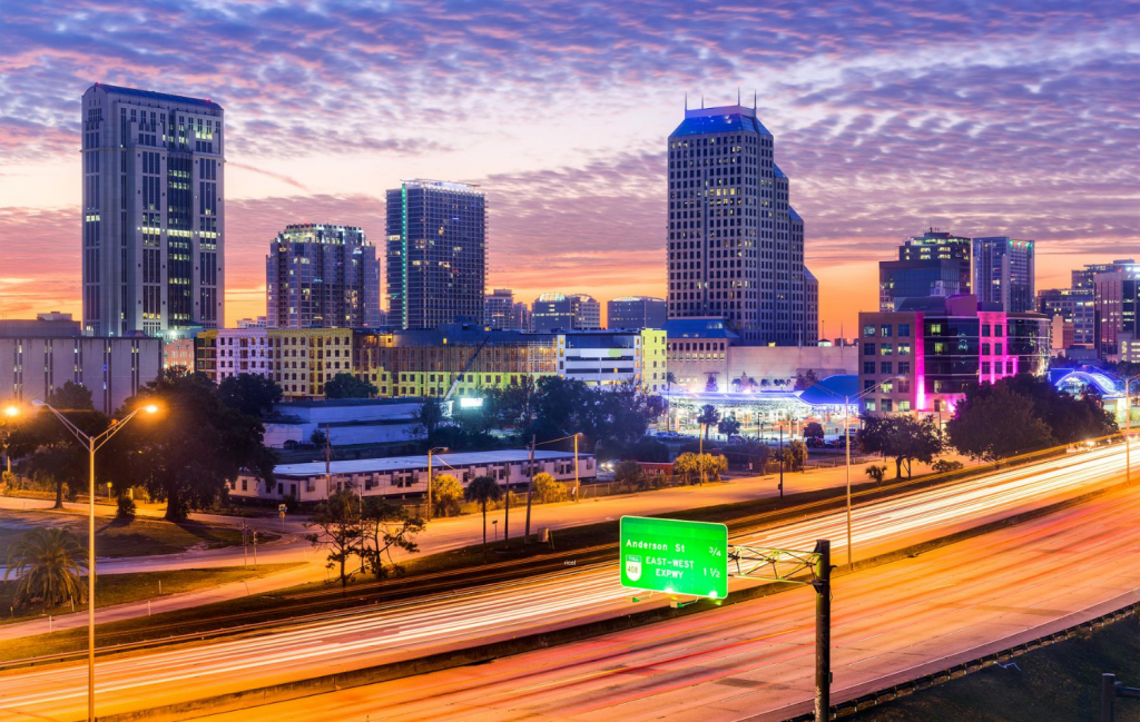 Dealing With Orlando Traffic Isn't Easy, Or Is It_